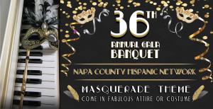Gala de la Red Hispana del Condado de Napa